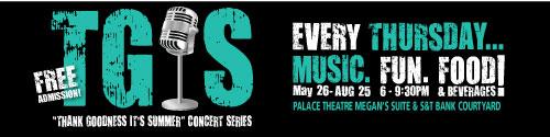 TGIS Concert Series