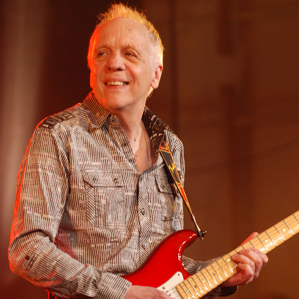 robin trower height