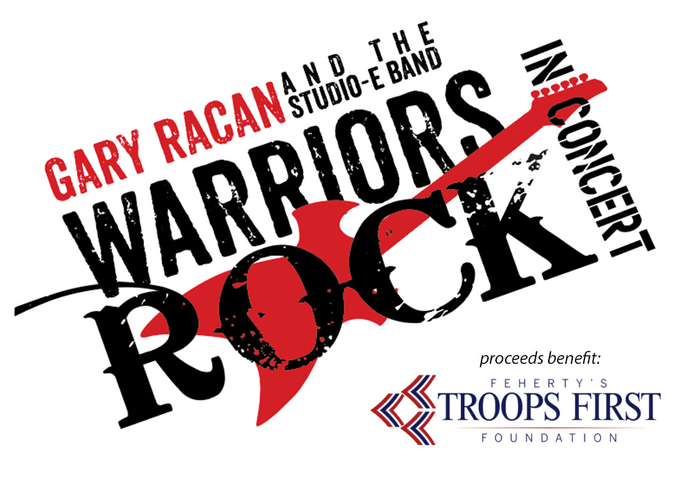 Warriors Rock – The Palace Theatre