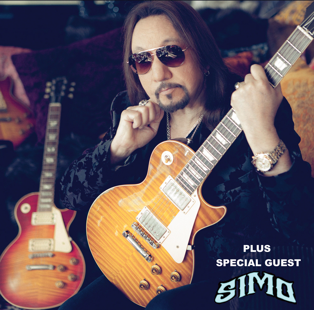 Ace Frehley With Special Guest Simo The Palace Theatre