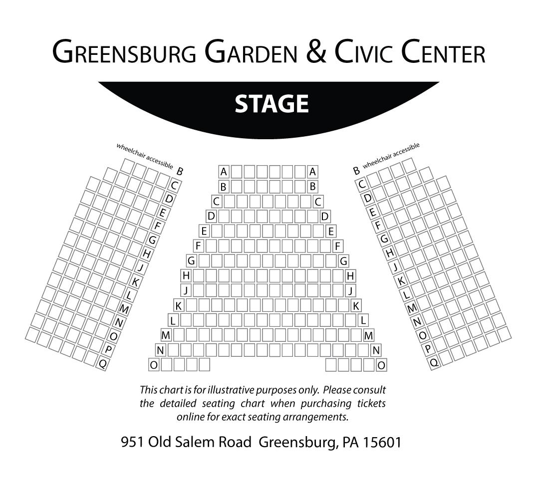 Ggcc Seating Chart