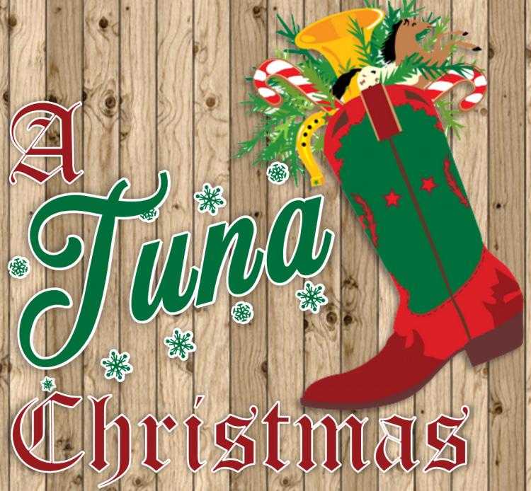 A Tuna Christmas.A Tuna Christmas The Palace Theatre