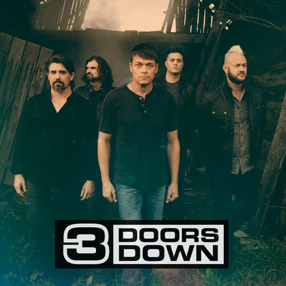 3 Doors Down Acoustic – The Palace Theatre