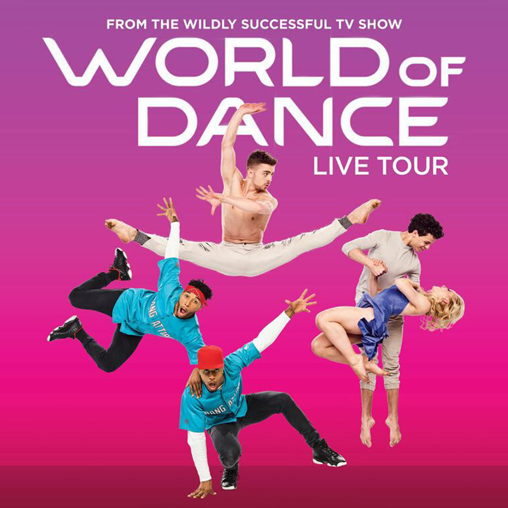 World Of Dance The Palace Theatre Cool Moves Step By Salsa Diagram Live