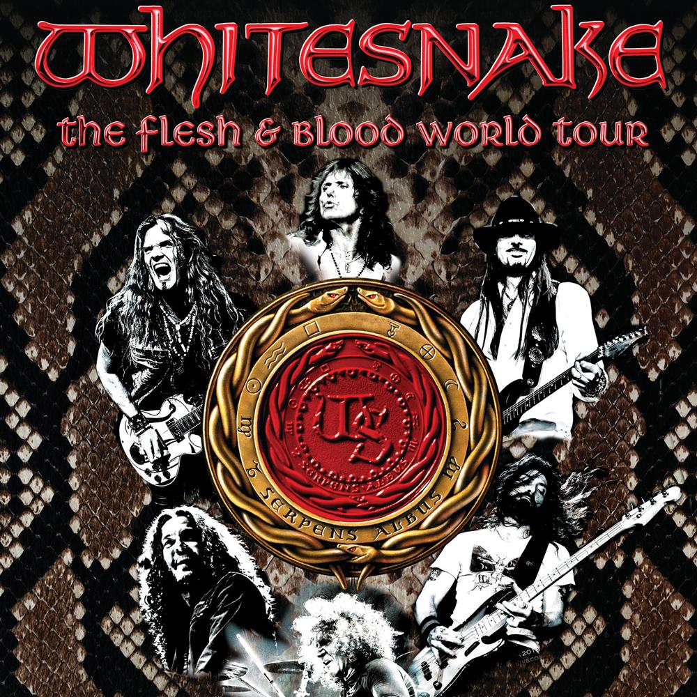 Whitesnake – The Palace Theatre