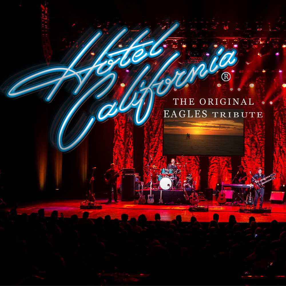 hotel california the original eagles tribute band the palace theatre. Black Bedroom Furniture Sets. Home Design Ideas
