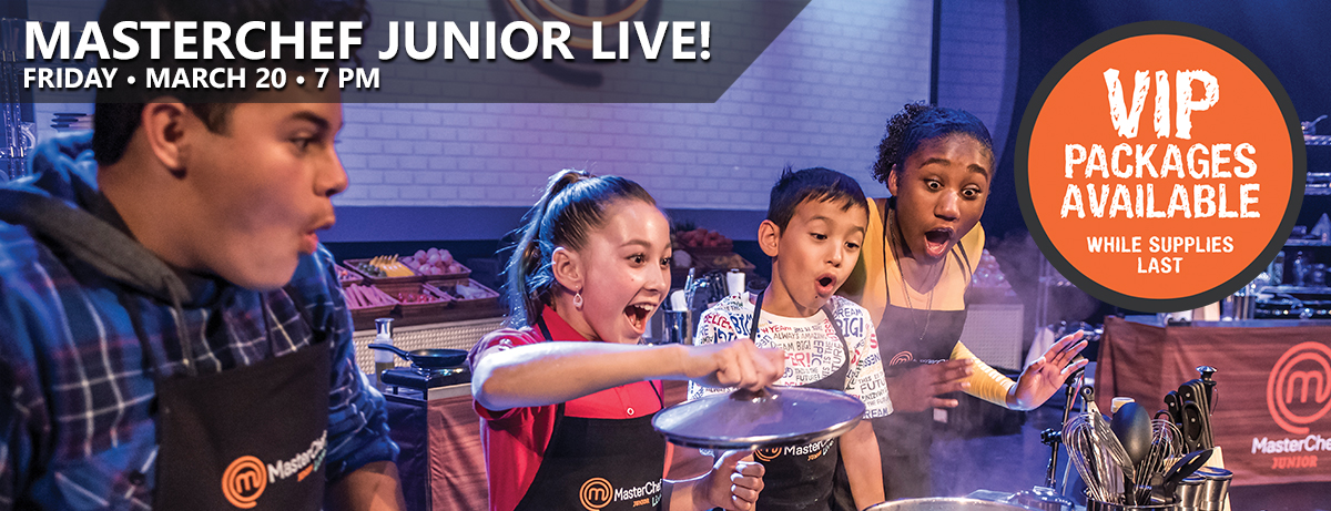 MasterChef Junior Live!