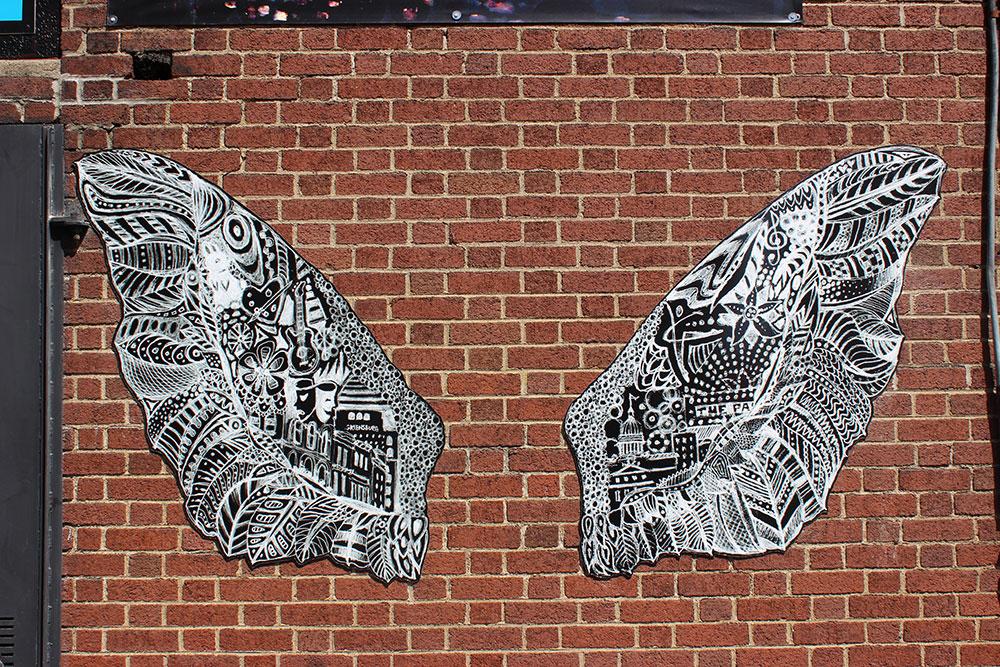 Patrick Mahoney - Greensburg Wings Across Westmoreland